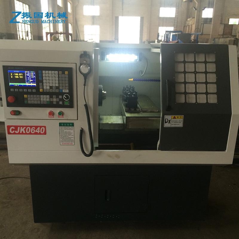 CJK0640  線軌小型數控機牀 數控車牀 cnc設備小型數控車牀
