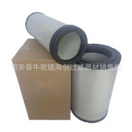 供应600-180-6730  P522452空气滤芯工程机械配件滤芯 挖掘机空滤
