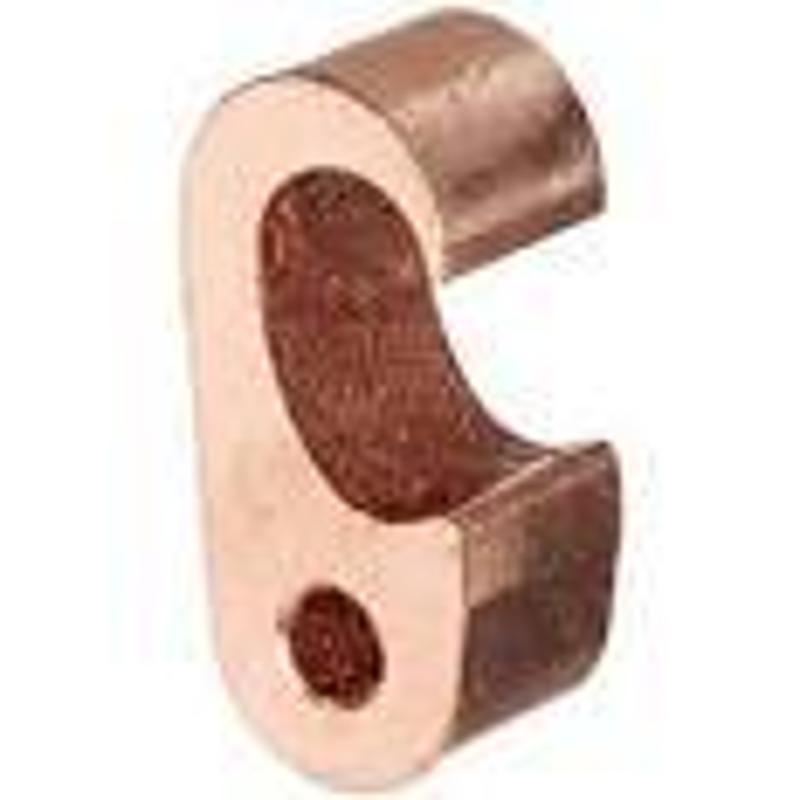 6字型接地防雷固定连接器-IEEE837/UL467/UL96/NFPA78-86