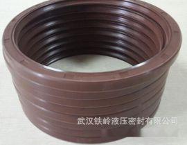 厂家直销氟胶骨架油封280/320/18系列橡胶密封件活塞环日本标准