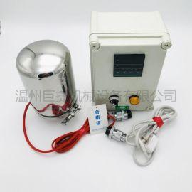 衛生級電加熱呼吸器 5英寸智慧控溫電加熱呼吸器