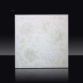 廠家現貨供應微孔衝孔鋁扣板600*600工程鋁扣板