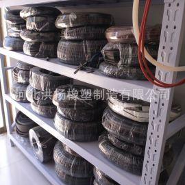 耐油耐腐蚀橡胶条 O型耐油橡胶条 三元乙丙橡胶条