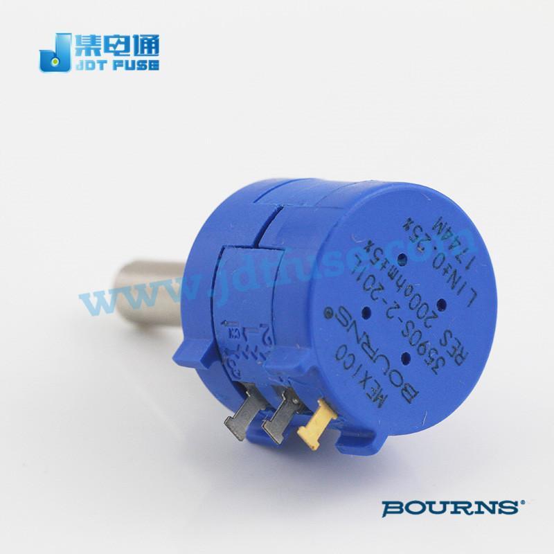 可調電位器3590S-2-201L邦士原裝