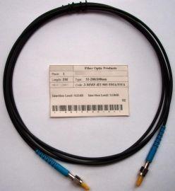 SMA905塑料光纤跳线
