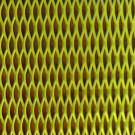 阳极氧化铝板网 铝板装饰网 幕墙网