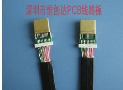 数据线USB端子PCB线路板
