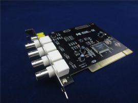 HV4104SC PCI系列4路采集卡