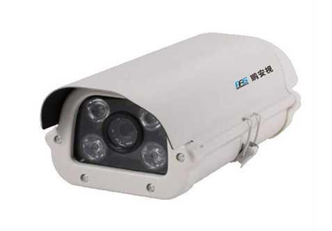 60-80米护罩四晶阵列灯照车牌专用摄像机
