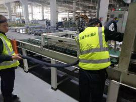 滨州工业模具干冰清洗 发动机干冰清洗就来鑫万通