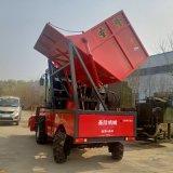 玉米秸稈收割機 自走式秸稈青儲機 麥秸稈青儲收割機