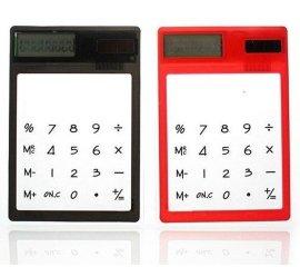计算器,礼品计算器,透明计算器,触摸屏透明计算器