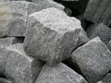 路面鋪裝自然面黑色彈石芝麻黑馬蹄石規格小料石