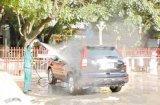 雲南麗江洗車場迴圈設備瑞麗污水回收率高可達85%-95%迴圈水設備
