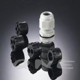 多孔电缆固定头(M32)