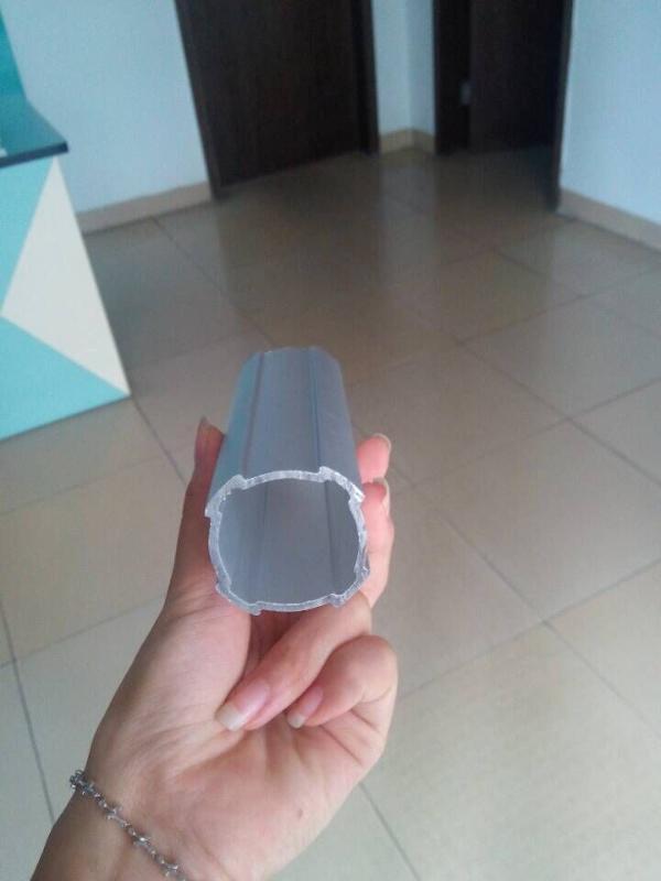 深圳精极厂家供应铝合金管43mm*2.3mm