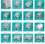 鋁材、工業鋁型材、流水線型材、工作臺框架、機械護欄、鋁合金配件等