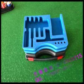 东莞厂家专业定做软体EVA减震包装内盒,挖孔eva泡绵托盘
