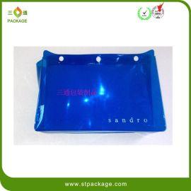 PVC礼品袋,环保礼品袋,PVC扣子袋