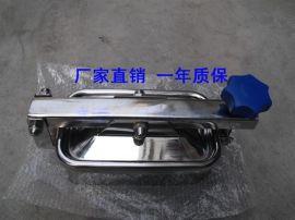 衛生級不鏽鋼方形常壓人孔,方形快開小人孔