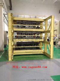 全系列供应台州抽拉式模具架、金华安全模具架、衢州重型全开模具架