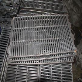 铸铁漏缝板球墨漏粪地板产床配套漏粪板
