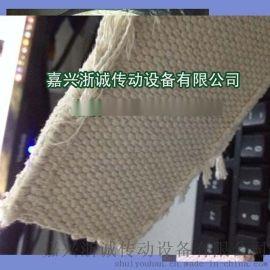 **苏全棉帆布输送带/耐高温输送带
