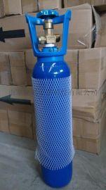 氧气瓶 出口级 国内用 无缝气瓶 氧气钢瓶 家用氧气用 10L 直径152