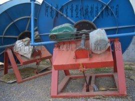 有机肥圆盘造粒机 小实验室造粒机 有机肥生产线设备