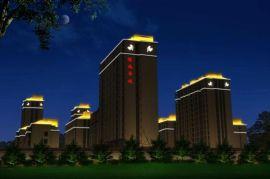 郑州楼体泛光照明工程