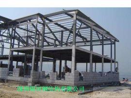 龙华大浪钢结构仓库工程搭建承接车棚