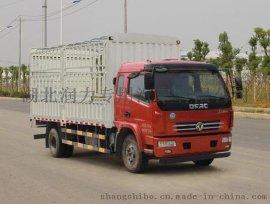6.2米长东风仓栅运输车栏板运输车