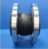 山东 JGD-A型可取挠单球体橡胶软接头标准、国标双球体橡胶软接头、法兰连接软接头实体厂家