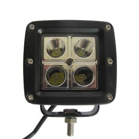 WD-0412方形LED工作灯大功率汽车LED工作灯