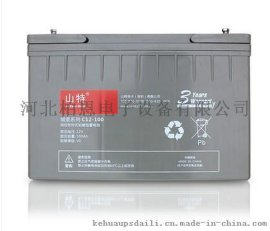 SANTAK 山特城堡C12V 系列电池C12-38/12V38AH 免维护电池