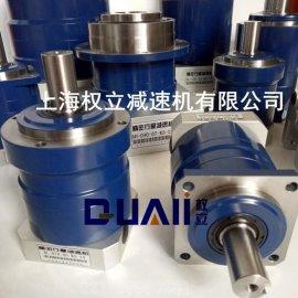 上海权立AF060-8斜齿轮精密伺服行星减速机,适配100W、400W、200W伺服电机,工业机器人减速机