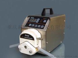 Konap蠕动泵型号BT300-1F分配型蠕动泵医疗蠕动泵可配多通道