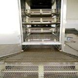 帶式乾燥設備對不鏽鋼網帶的具體要求