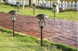 揚州弘旭供應不鏽鋼太陽能戶外庭院燈草坪燈園林景觀燈插地燈