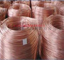 东莞巨盛专业生产红铜铆料线  埋入式杂散电流引出端子用红铜线 质量保证