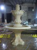 流水喷泉-流水喷泉工艺品定做-树脂砂岩流水喷泉雕塑摆件厂家