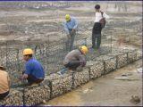 格宾石笼单价雷诺护垫计算五绞格网护垫生态护坡石笼网优质低宾笼
