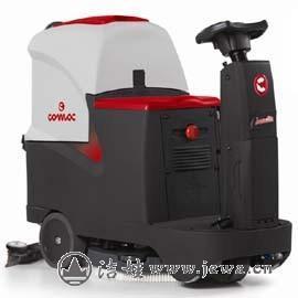 意大利INNOVA22B型COMAC 小型驾驶式电动洗地车