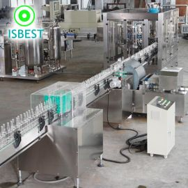 玻璃瓶洗瓶机 生产出售全自动玻璃瓶洗瓶机 玻璃瓶清洗设置
