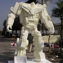 泡沫欧式人物雕像 大型户外展览泡沫雕塑 园林景观摆件