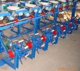 供應單股高速細紙繩機,本機適用紙布用繩,工藝品編織用繩