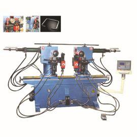 数控弯管机小大型内外可调90度液压双头弯管机