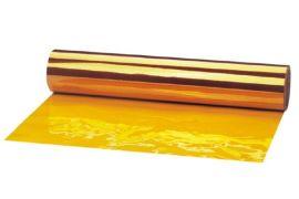 供应进口耐高温绝缘PI薄膜kapton聚酰亚胺薄膜耐高温黄金薄膜