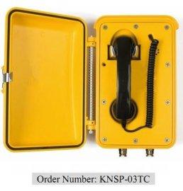 自动拨号紧急求助防水电话机