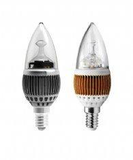 供应3W LED蜡烛灯